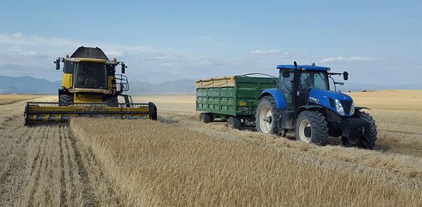 SERVICIOS AGRICOLAS A TERCEROS